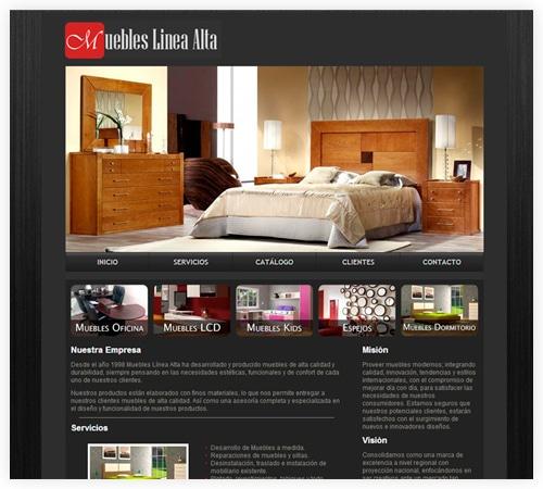 Muebles Linea Alta