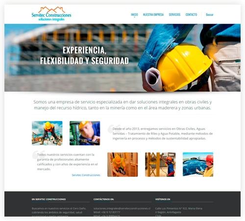 Servitec Construcciones